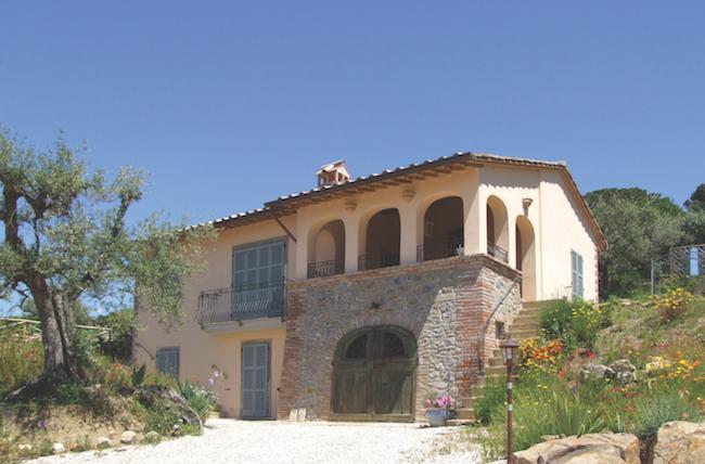 Villa Azzurra, Umbria