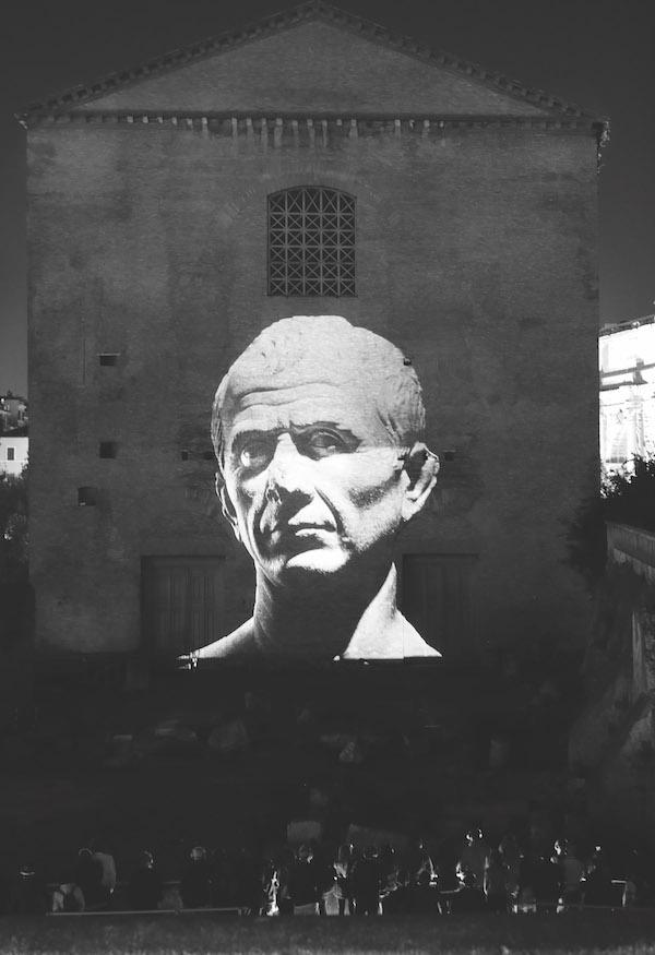 Caesar in Rome, Italy