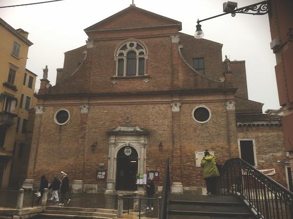 Chiesa di San Martino, Venice
