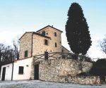 Euganean Hills watchtower, Veneto