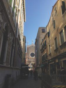 Zanipolo church, Venice