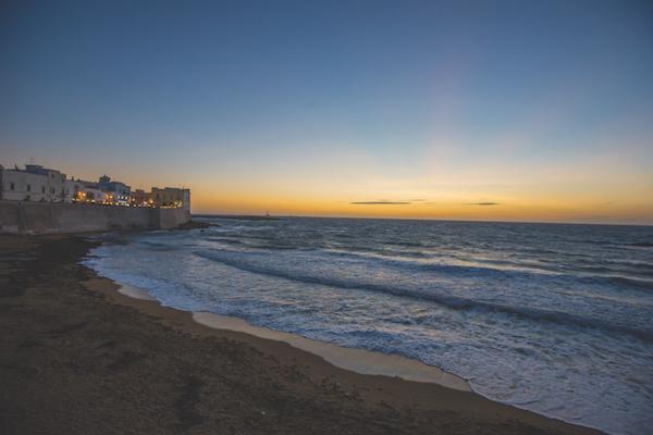 Gallipoli - Spiaggia della Purità - Puglia
