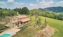 Villa de Santis, Le Marche, Italy
