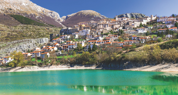Lago di Barrea, Abruzzo