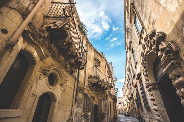 Lecce architecture, Puglia