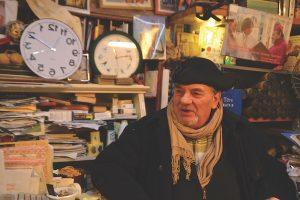 Luigi Frizzo, Acqua Alta shop, Venice