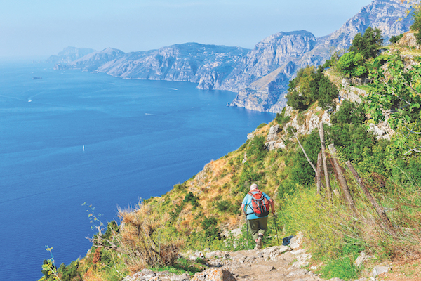 Path of the gods, Amalfi Coast
