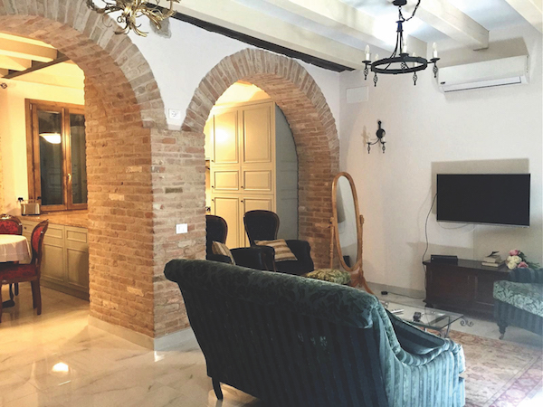 Dorsoduro studio apartment