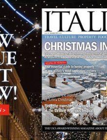 Italia! issue 169 Christmas 2018