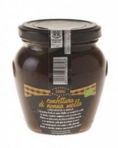 Organic liquorice jam