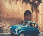 Drive Italia: Fiat 500 Cinquecento