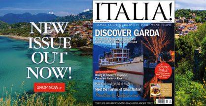 Italia new issue