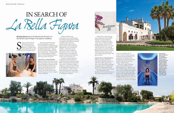 Italia! magazine 170 Puglia feature