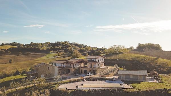 Azienda Nuces, Le Marche, Italy