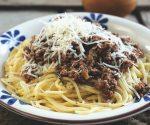 Hunter's spaghetti