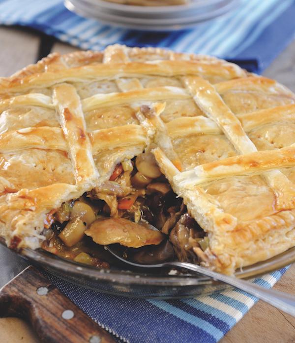 hare pie