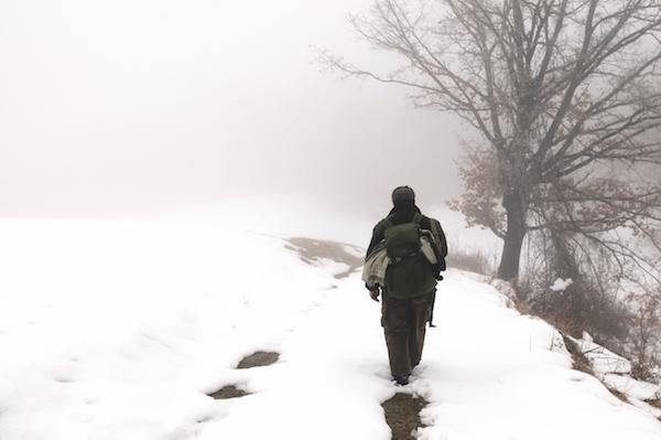 Man hunting, Italy