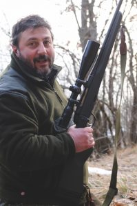 hunting in Italy
