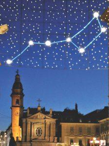 Planetarium by Carmelo Giammello, Via Roma, Turin, Italy