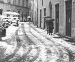 Past Italia: Snowfall in Rome