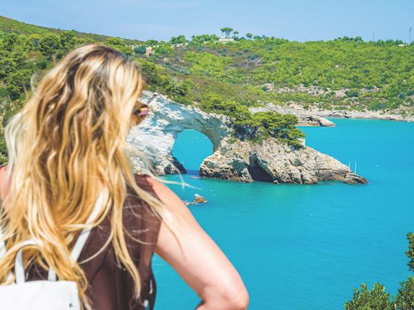 Puglia view, Italy