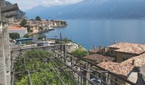View from limonaia, Lake Garda