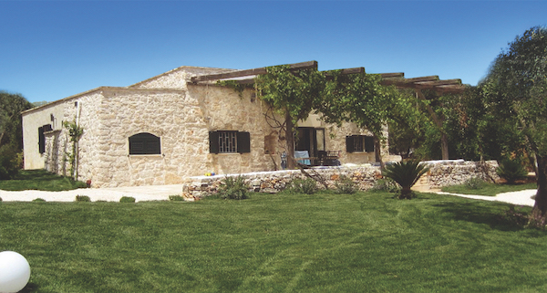 Villa Rosa, Puglia