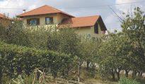 San Marzano Oliveto villa, Piedmont