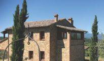 Villa Moiano, Umbria