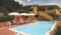 Villa il Sogno, Magomadas, Sardinia