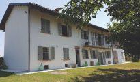 San Martino Alfieri farmhouse, Piedmont