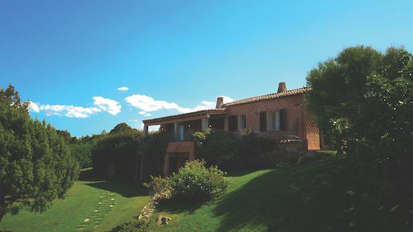 Villa in Costa Smeralda, Sardinia