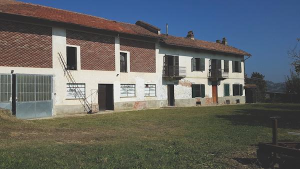 Cascina in Monferrato Hills, Piedmont