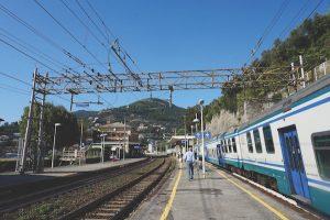 Recco station, Liguria