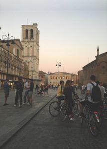 Piazza Trento Trieste, Ferrara