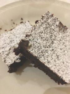 Tenerina chocolate cake, Po Delta