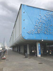 Aquarium, Genoa, Italy