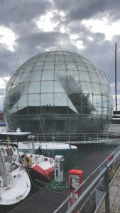 Biosphere, Genoa, Italy