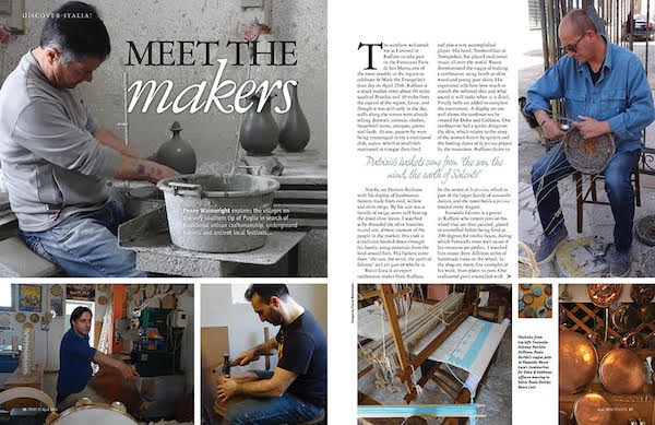 italics magazine meet the makers feature