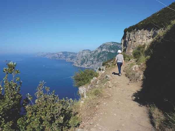 Path of the Gods Trail Amalfi Coast