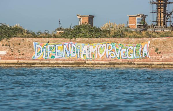 Poveglia, Venice Lagoon