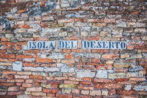 San Francesco del deserto, Venice
