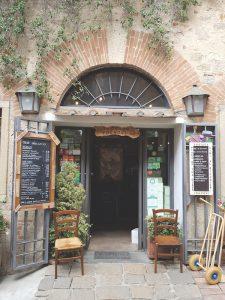 The Enoteca Tognoni, Bolgheri