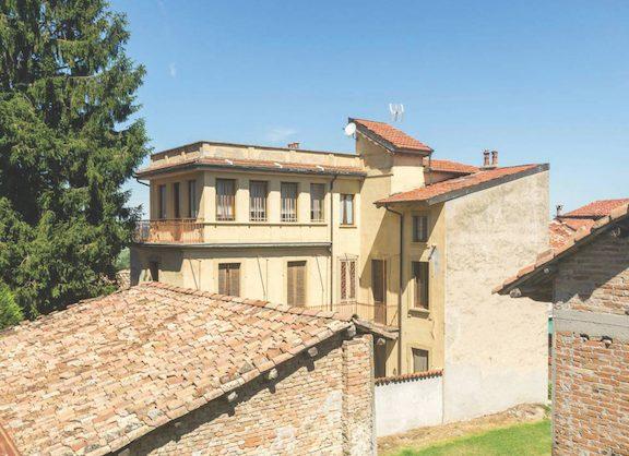 San Marzano Oliveto property