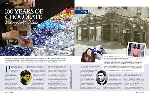 italian chocolate feature issue 174