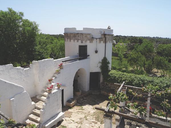 masseria, Puglia