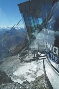 Skyway, Mont Blanc