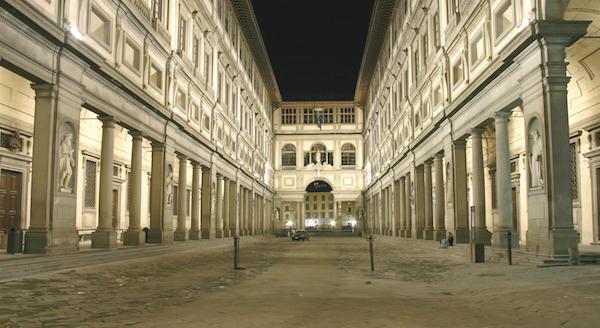 Uffizi, Florence, Italy