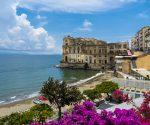 Past Italia: La Villa Donn'Anna
