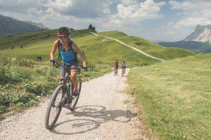 Dolomites e-bike